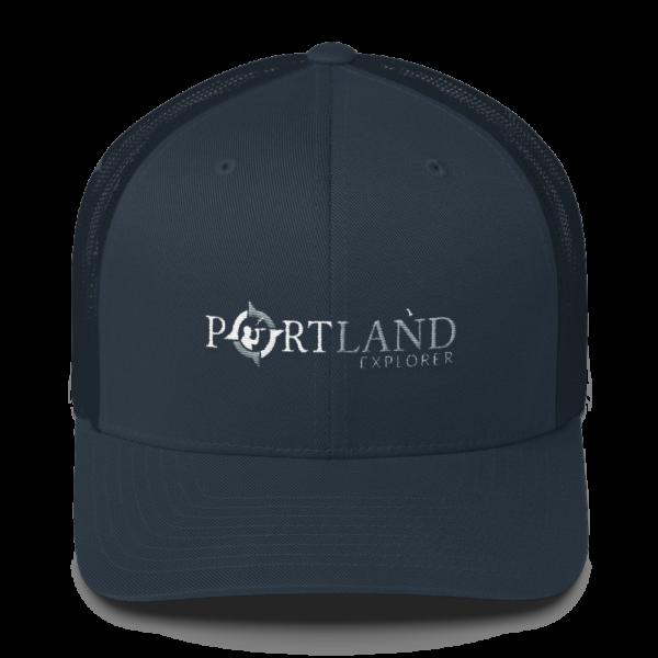 Potland Explorer Trucker Hat