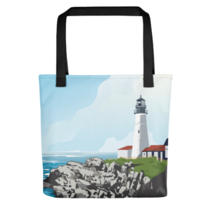 Portland Head Light Bag