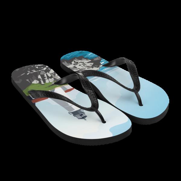 Portland Head Light Sandals