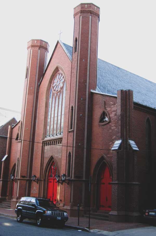 Chestnut Street Methodist Church