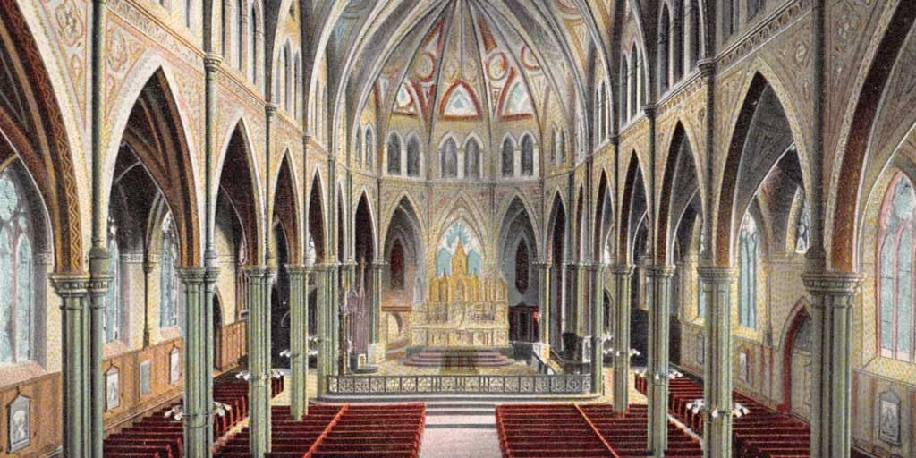 Top 5 Stunning Historic Churches to See in Portland, Maine